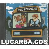 Cd   Trio Forrozao   De Ferias Com   Lacrado