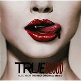 Cd   True Blood   Soundtrack Tv Serie   2009   Novo