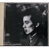 Cd   Tsuyoshi Nagabuchi   Never Change   Sebo Refúgio