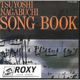 Cd   Tsuyoshi Nagabuchi   Song Book   1988   Importado