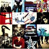 Cd   U2   Achtung Baby  Lacrado