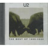 Cd   U2   The Best Of 1990 2000   Lacrado