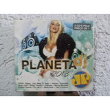Cd   Vários   Planeta Dj 2013