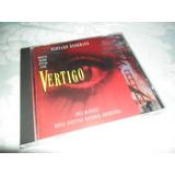 Cd   Vertigo   Bernard Herrmann   Importado   Varese