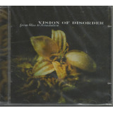 Cd   Vision Of Disorder   From Bliss To Devastation  Lacrado