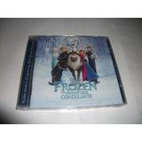 Cd   Walt Disney Frozen Uma Aventura Congelante Lacrado