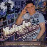 Cd   Washington Brasileiro Ao Vivo Vol 4 gravado Em Brasilia