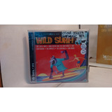 Cd - Wild Surf - Coletanea Surf Music