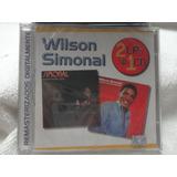 Cd   Wilson Simonal   2 Lps Em 1   Raro