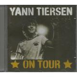 Cd   Yann Tiersen   On Tour   Lacrado