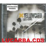 Cd   Yellowcard   Lights Sounds   Lacrado