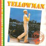 Cd   Yellowman   Live At Reggae Sunsplash  Encarte No Estado