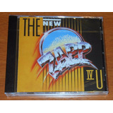 Cd   Zapp   The New Iv U   Edition Expanded