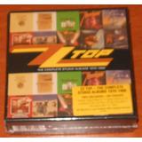Cd   Zz Top   Box 10 Cds   Complete Studio Albums 1970 1990