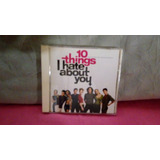 Cd  10 Things I Hate About You  Trilha Sonora