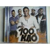 Cd  100 Kaô   Em Um Bom Lugar   Original Novo Samba