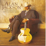 Cd  Alan Jackson   The Greatest Hits Collection  Lacrado