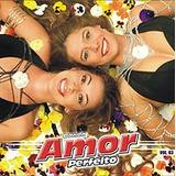 Cd  Banda Amor  Perfeito     Novo  E Lacrado    B114