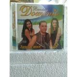 Cd  Banda Domínio   Juras De Amor  Volume 4