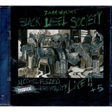 Cd  Black Label Society   Alcohol Fueled Brewtality Live   5