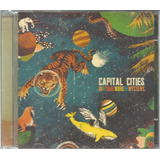 Cd  Capital Cities   In A Tidal Wave Of Mystery