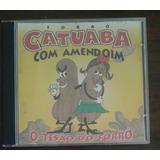 Cd  Catuaba Con Amedoin Forro  Original
