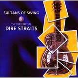 Cd  Dire Straits   The Very Best Of Sultans Of Swings lacrad
