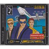 Cd  Disco zone   O zone   Original E Lacrado