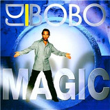 Cd  Dj Bobo  magic  Poly Gram   Frete Gratis