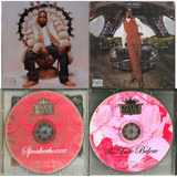 Cd  Do Outkast: The Love Below   Speakerboxxx  cd Duplo