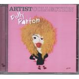 Cd  Dolly Parton   Artist Collection