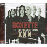 Cd  Duplo Roxette   The 30 Biggest Hits Xxx