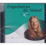 Cd  Engenheiros Do Hawaii   Série Sem Limite  rock Nacional