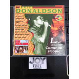 Cd  Eric Donaldson  love Of The Common People