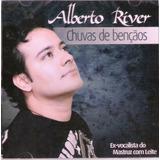 Cd  Ex  Mastruz Com Leite Alberto River chuvas De Bençãos