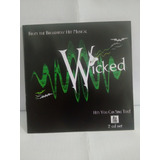 Cd  From The Broadway Hit Musical   Wicked    duplo