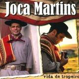 Cd  Joca Martins  Vida De Tropeiro