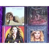 Cd  Kelly Clarkson    Discografia