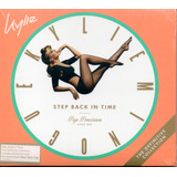 Cd  Kylie Minogue Step Back In Tima The Definitive Collction