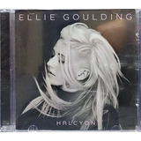 Cd  Lacrado Ellie Goulding   Halcyon