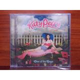 Cd  Lacrado Katy Perry   One Of The Boys