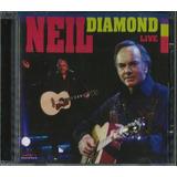 Cd  Neil Diamond Live