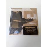 Cd  Pearl Jam   Ten   Legacy  Edition    02 Cds  novo