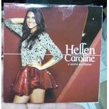 Cd  Promocional     Hellen Caroline     O Sonho Aconteceu