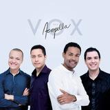 Cd  Quarteto Vox   Acapella Volume 2 Grupo