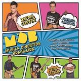 Cd  Rafael Cortez E Pedra Leticia   Mdb Musica Divertida Br