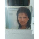 Cd  Roberto Carlos canciones Que Amo