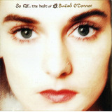 Cd  Sinéad Oconnor   So Far    The Best Of
