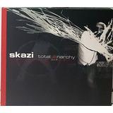 Cd  Skazi   Total Anarchy   Vampire   10 Musicas  Otimo Esta