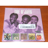 Cd  The O jays   The Original Albums Classics   5 Cds